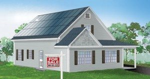 Artist's Rendering of a Southscape Home