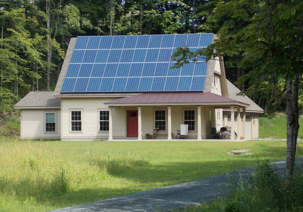 Affordable Zero Energy Homes: A Balloon Framed Wall does it All! 1