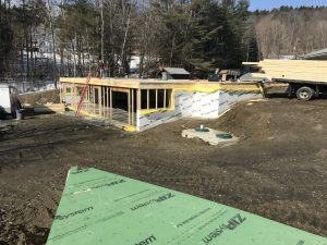 The Construction of a High Performance Home: Week 4 35
