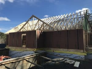 The Construction of a High Performance Home: Week 5 33