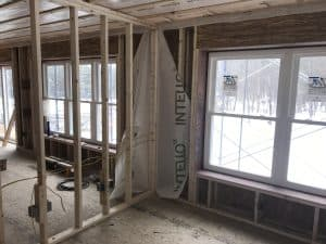 The Construction of a High Performance Home: Week 8 26