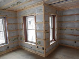 The Construction of a High-Performance Home: Week 10 20