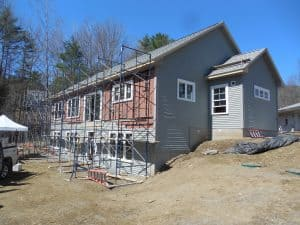 The Construction of a High-Performance Home: Week 11 18