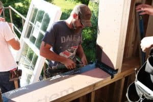 Affordable Zero Energy Homes:Intersection of Exterior Wall & Rafter 41