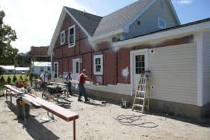 Traditional-Looking Clapboard Siding for a ProHome 30