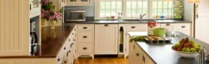 What Type of Kitchen Cabinets Are Installed? 3