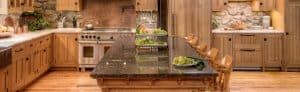 What Type of Kitchen Cabinets Are Installed? 5