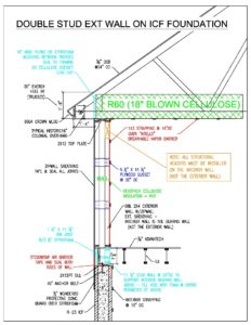 Affordable Zero Energy Homes: Exterior Wall Assembly 8