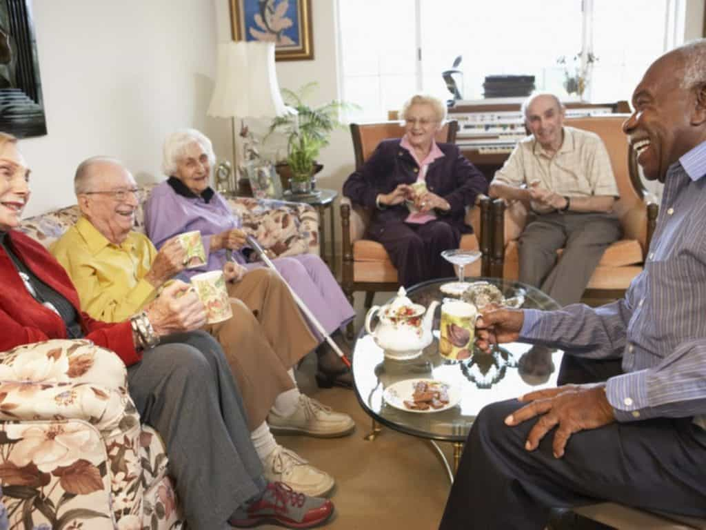 downsizing your home as a senior citizen, living in a high performance home