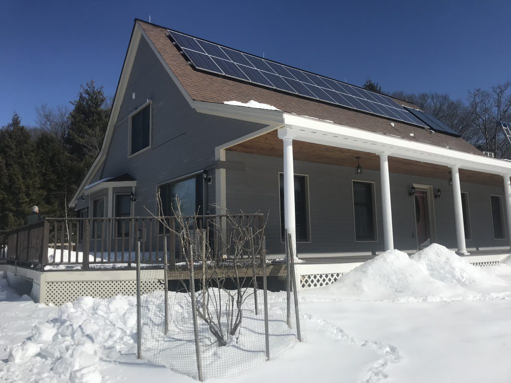 Net-Zero, Primary Residence Homes, Part 4 1
