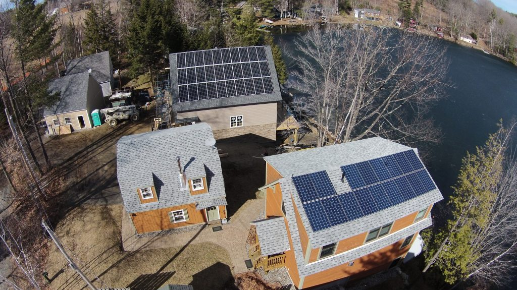 How Does a Grid-Tied Solar Photovoltaic System Work In Your High Performance Home? 2